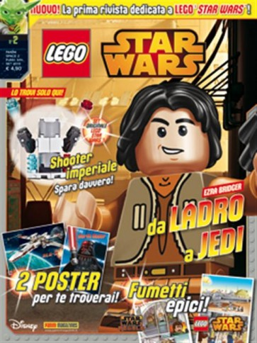 LEGO STAR WARS MAGAZINE 2