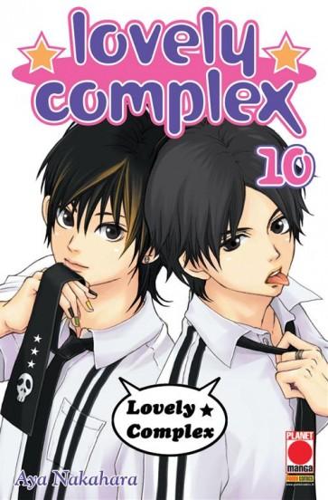 LOVELY COMPLEX NUOVA EDIZIONE 10