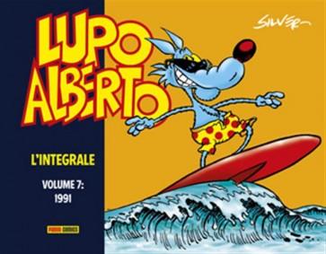 LUPO ALBERTO - L'INTEGRALE 7 - 1991