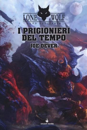 LUPO SOLITARIO 11 - I PRIGIONIERI DEL TEMPO