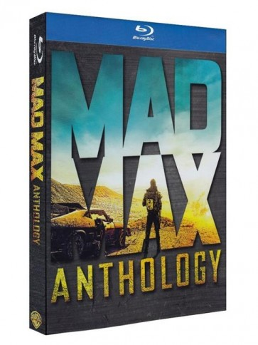 MAD MAX ANTHOLOGY (BLU RAY)