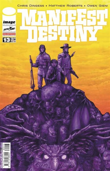 MANIFEST DESTINY 13