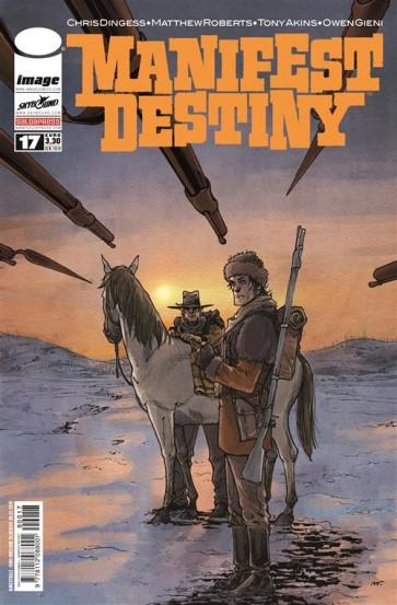 MANIFEST DESTINY 17