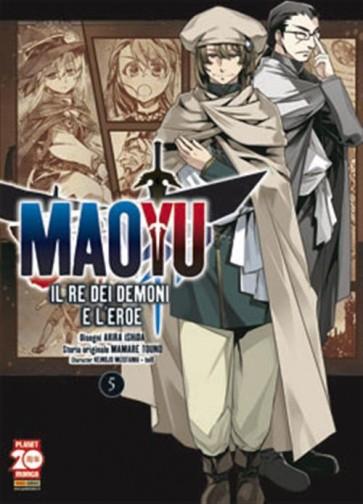 MAOYU - IL RE DEI DEMONI E L'EROE 5