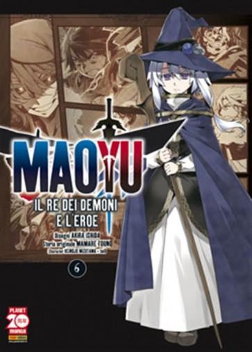 MAOYU - IL RE DEI DEMONI E L'EROE 6