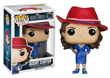 MARVEL AGENT CARTER - POP FUNKO VINYL FIGURE 96 AGENT CARTER 9CM