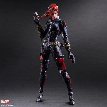 MARVEL COMIC VARIANT - BLACK WIDOW - PLAY ARTS KAI - 25CM