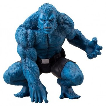 MARVEL COMICS - BEAST MARVEL NOW - ARTFX STATUE 13CM