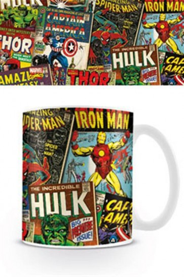 MARVEL COMICS - TAZZA - COVER