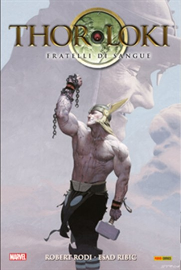 MARVEL GRAPHIC NOVEL - THOR LOKI - RIEDIZIONE