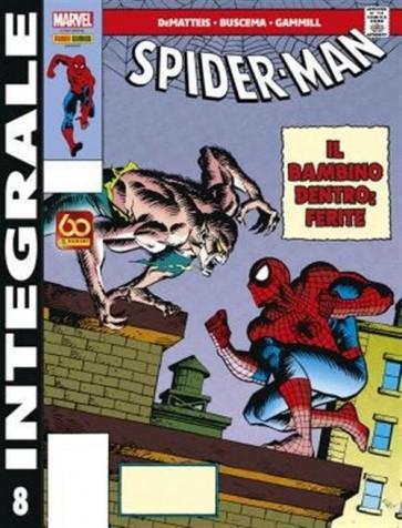MARVEL INTEGRALE - SPIDER-MAN DI J.M. DEMATTEIS 8