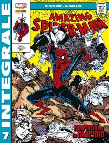 MARVEL INTEGRALE - SPIDER-MAN DI TODD MCFARLANE 7