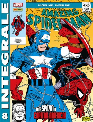 MARVEL INTEGRALE - SPIDER-MAN DI TODD MCFARLANE 8