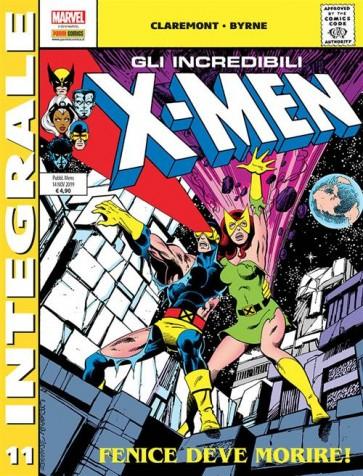 MARVEL INTEGRALE - X-MEN DI CHRIS CLAREMONT 11