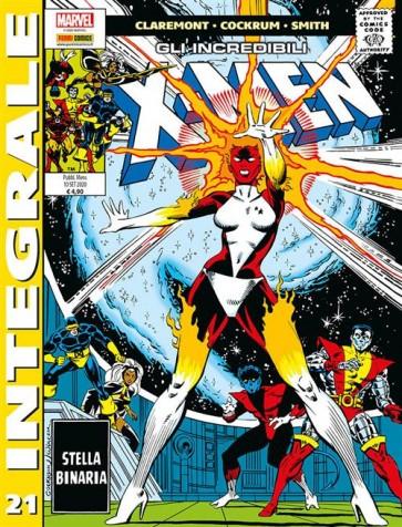 MARVEL INTEGRALE - X-MEN DI CHRIS CLAREMONT 21
