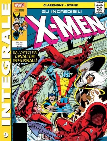 MARVEL INTEGRALE - X-MEN DI CHRIS CLAREMONT 9