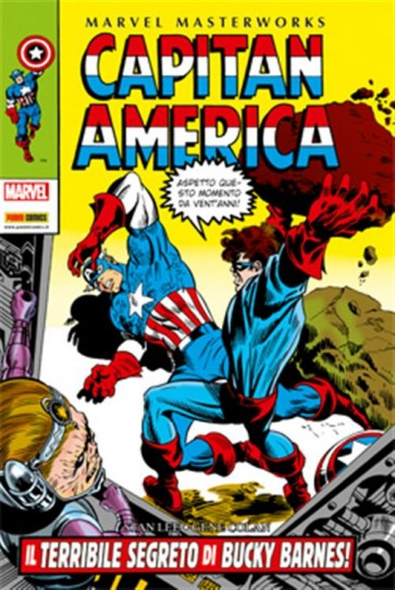 MARVEL MASTERWORKS - CAPITAN AMERICA 5