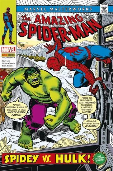 MARVEL MASTERWORKS - SPIDER-MAN 12