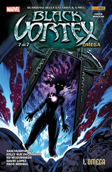 MARVEL MINISERIE 162 - BLACK VORTEX OMEGA - GUARDIANI DELLA GALASSIA E X-MEN - COVER REGULAR