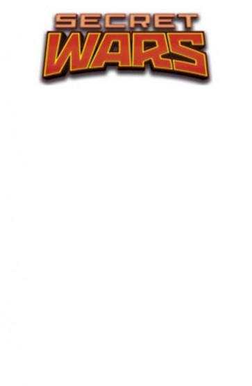 MARVEL MINISERIE 163 - SECRET WARS 0 - WHITE COVER