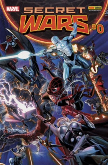 MARVEL MINISERIE 163 - SECRET WARS 0