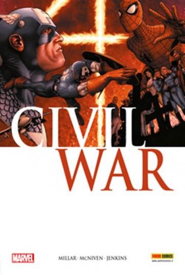 MARVEL OMNIBUS - CIVIL WAR OMNIBUS 1: CIVIL WAR