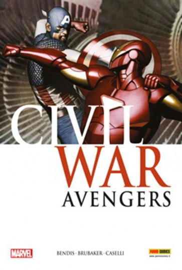 MARVEL OMNIBUS - CIVIL WAR OMNIBUS 2: AVENGERS
