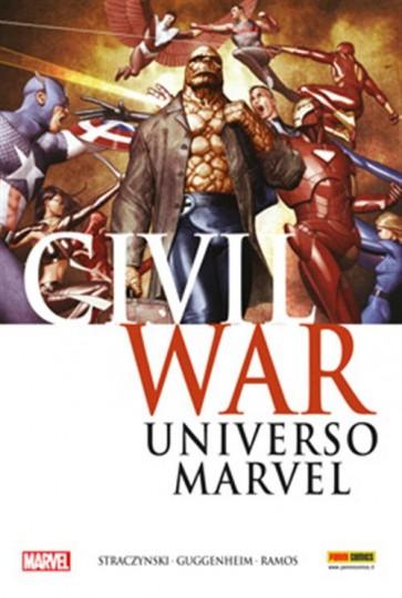 MARVEL OMNIBUS - CIVIL WAR OMNIBUS 3: MARVEL UNIVERSE