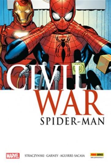 MARVEL OMNIBUS - CIVIL WAR OMNIBUS 4: SPIDER-MAN