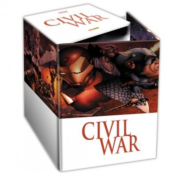 MARVEL OMNIBUS COFANETTO: CIVIL WAR OMNIBUS - 5 VOLUMI