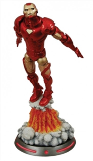 MARVEL SELECT IRON MAN ACTION FIGURE (DIAMOND SELECT)