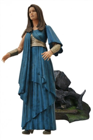 MARVEL SELECT JANE FOSTER ACTION FIGURE THOR 2 DIAMOND SELECT 17 CM