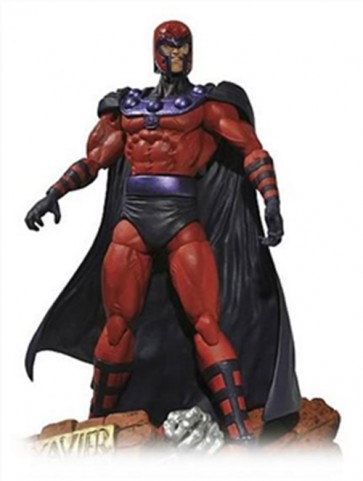 MARVEL SELECT MAGNETO ACTION FIGURE 17 CM DIAMOND SELECT