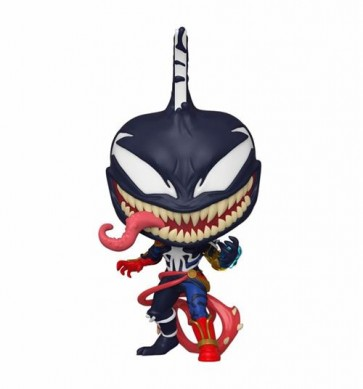 MARVEL VENOM - POP FUNKO VINYL FIGURE 599 VENOMIZED CAPTAIN MARVEL 9CM