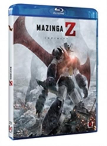 MAZINGA Z - BLU-RAY