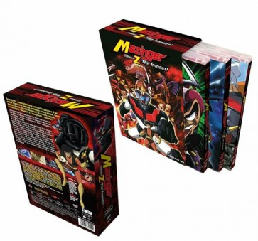 MAZINGER EDITION Z - THE IMPACT! - DVD