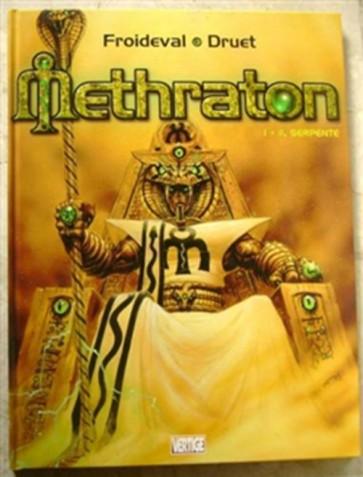 METHRATON 1 - IL SERPENTE