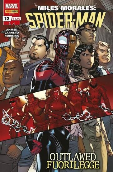 MILES MORALES: SPIDER-MAN 12
