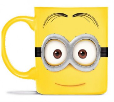 MINIONS - TAZZA - GOGGLE HEAD 300 ML