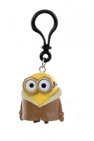 MINIONS MOVIE - COAT - PORTACHIAVI 5CM