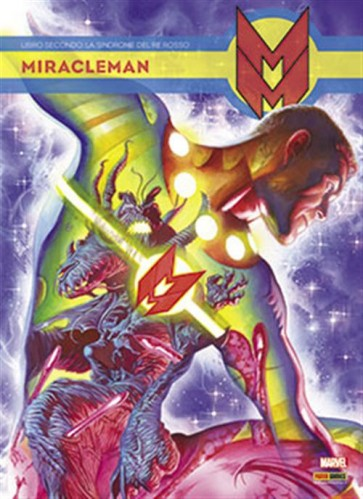 MIRACLEMAN VOLUME 2 - LA SINDROME DEL RE ROSSO