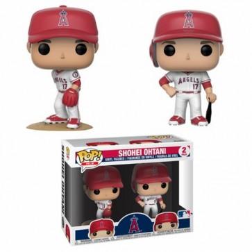 MLB - POP FUNKO VINYL FIGURE 2PACK SHOHEI OHANI 9CM