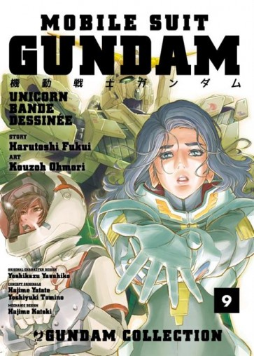 MOBILE SUITE GUNDAM UNICORN - BANDE DESSINEE 9