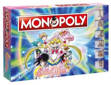 MONOPOLY - SAILOR MOON EDIZIONE ITALIANA