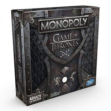 MONOPOLY GAME OF THRONES (HASBRO)