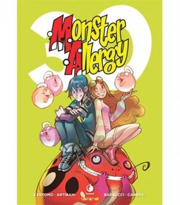 MONSTER ALLERGY - EPISODIO 30