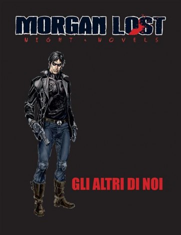 MORGAN LOST NIGHT NOVELS 6