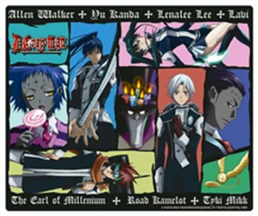 MOUSEPAD DGRAY-MAN GROUP 1
