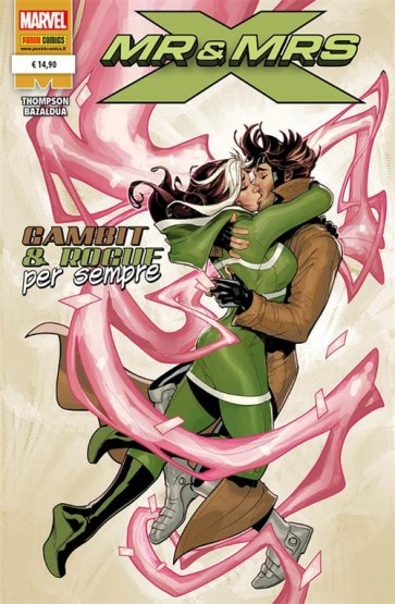 MR. & MRS. X: GAMBIT & ROGUE PER SEMPRE