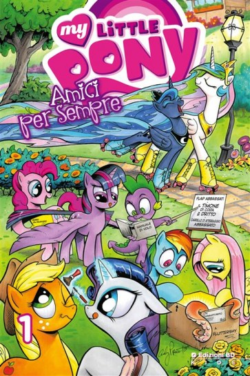 MY LITTLE PONY: AMICI PER SEMPRE 1